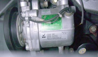 Compressor de palhetas com proteção térmica M 100 Effa