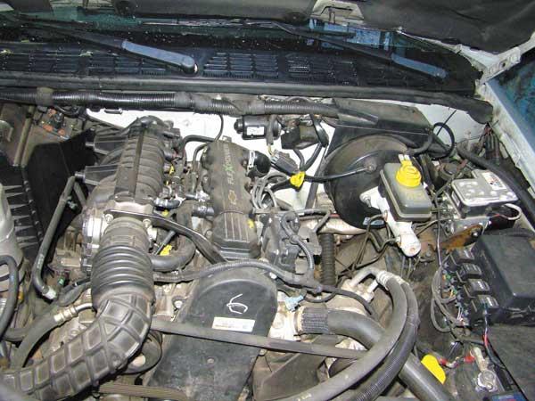 O motor 2.4 Flex que equipa a S10 disponibiliza 147 cv quando abstecido com etanol