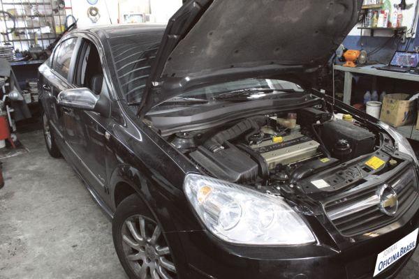 Vectra motor 2.4 16V - Aprovado pelos reparadores - mas possui reparação e diagnóstico complexos