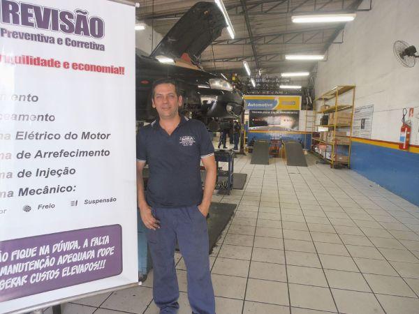 Gilberto, da Giba Automotive