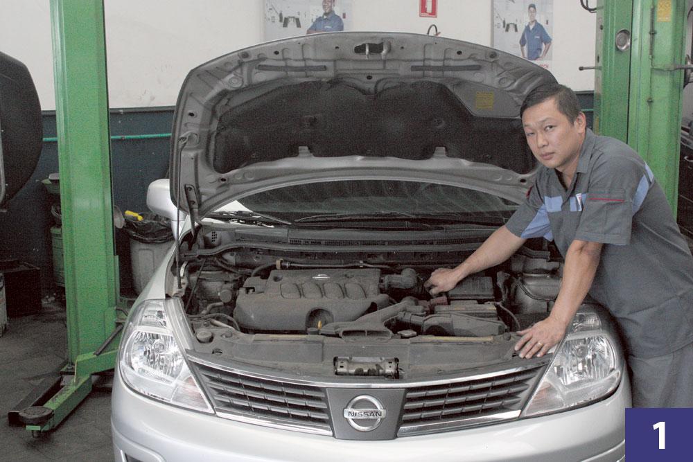 Foto 1 / Reparador Andre Kenji Kumagai da Oficina Gigio's Bosch Car Service