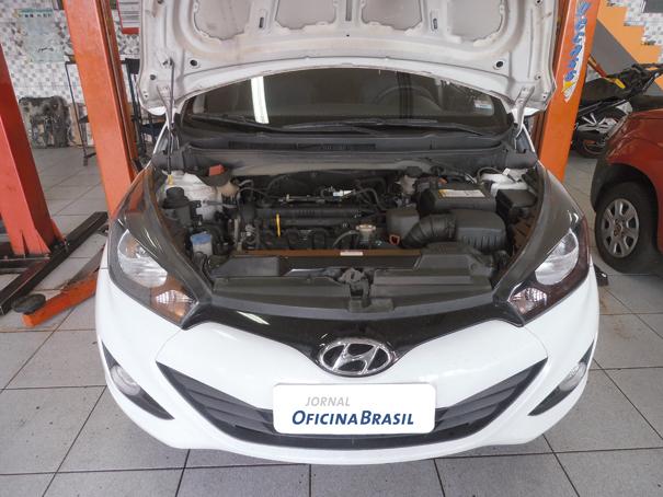 """Segundo a montadora, a denominação """"HB"""", significa Hyundai Brasil, é uma  nova linha que deu origem a outros modelos, além do HB20, como o HB20 X que  é um ... 4fba77da45"""