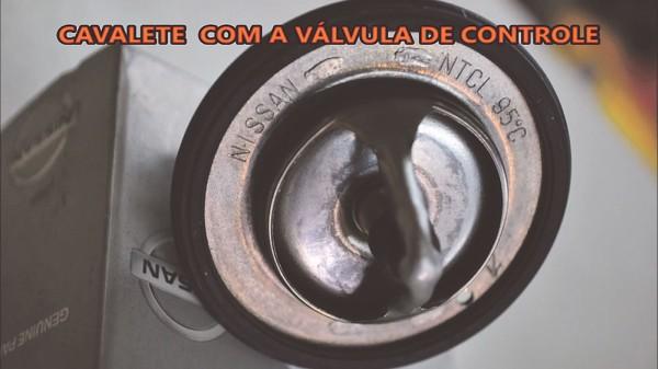 Válvula de controle 95ºC (95ºC – 108ºC)