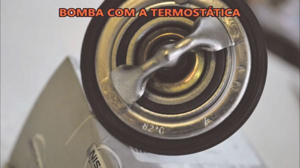 Válvula de Termostática 82ºC (82ºC – 95ºC)