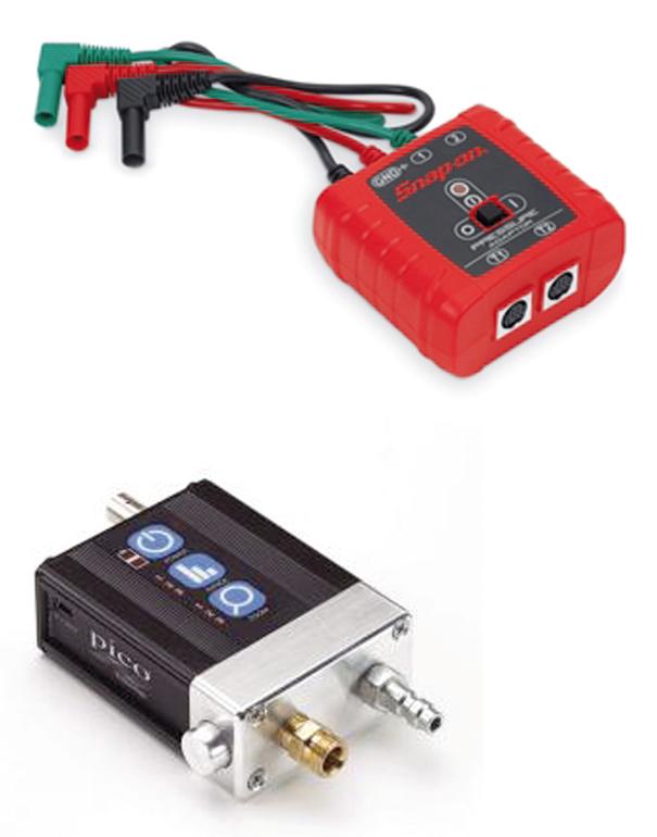 Transdutores  de pressão profissionais  para osciloscópio