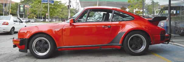 Formas básicas do 911 são mantidas até hoje mesmo depois de 52 anos de mercado