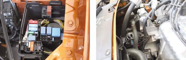 É preciso recorrer ao manual para identificar os componentes na caixa de fusíveis / Alternadores inteligentes são mais eficientes e demandam menos reparos