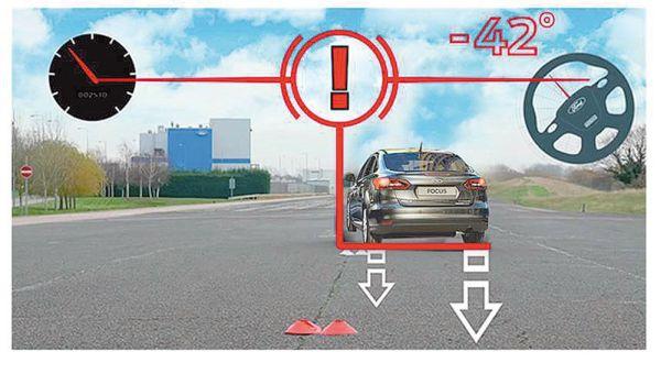 Estacionamento automático será controlado de fora do carro por um controle remoto