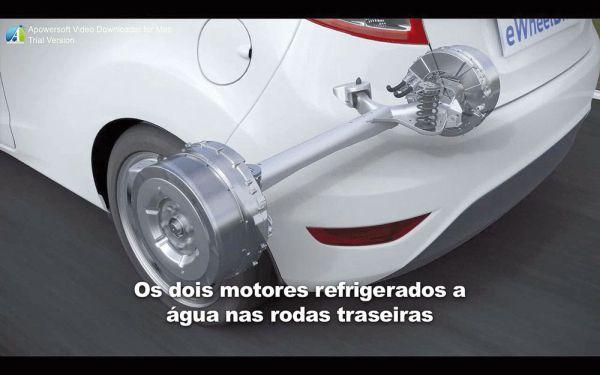 Cada roda terá potência de 62 cv e até 71,3kgfm de torque