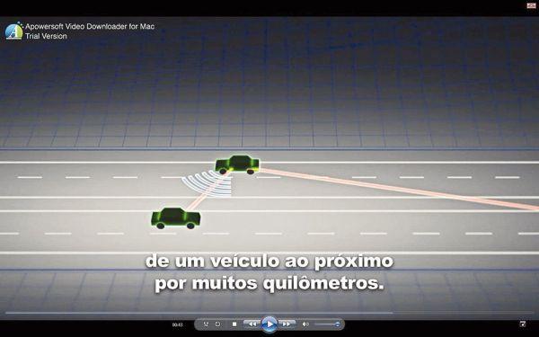Comunicação entre veículos poderá informar sobre acidentes e trânsito