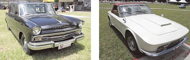 O carro do presidente, Willys Itamarati Executivo Limusine 1967 / O raríssimo Uirapuru, conversível nacional feito pela Brasinca
