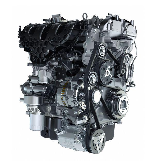O motor é o 2.0 Si4 movido a gasolina, com 240 cv de potência e 34,6 kgfm de torque. Em breve haverá uma opção a diesel