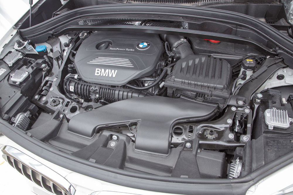 Motor 2.0 TwinPower Turbo