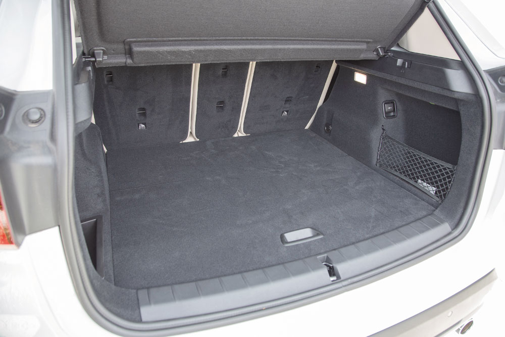 Porta-malas ganhou 55 litros em comparação com o modelo anterior