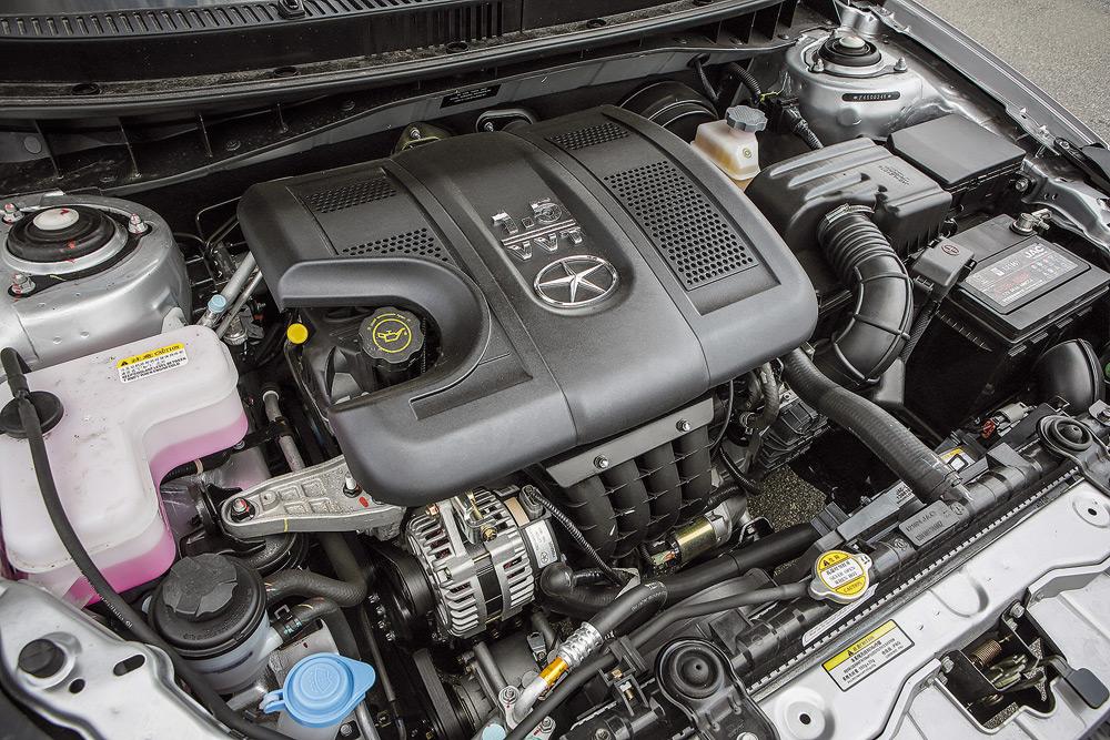 Motor 1.5 desenvolve 125 cv e 15 kgfm de torque