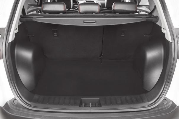 Porta-malas do T5 tem 600 litros