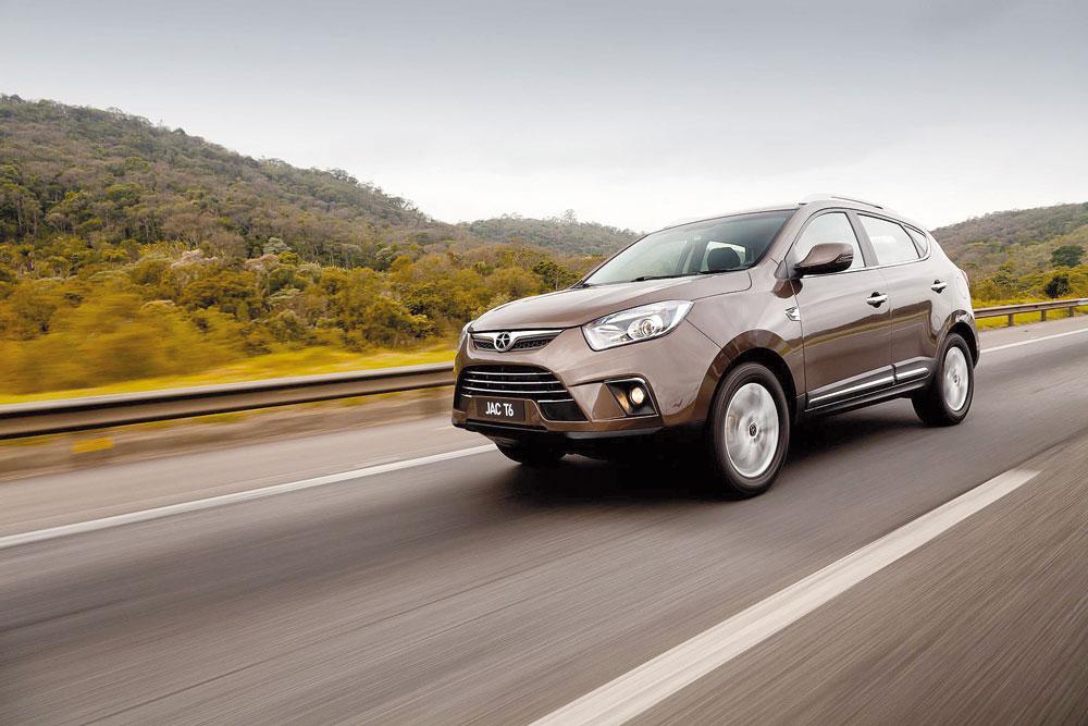 O veículo tem 4,47 metros de comprimento, 1,84 m de altura, 1,67 m de largura e seu entre-eixos é igual ao do Hyundai ix35, com 2,64 m de distância