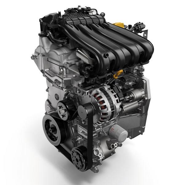 Motor 1.6 SCe