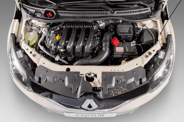 Motor 2.0 rende até 148 cv e só está disponível com câmbio automático