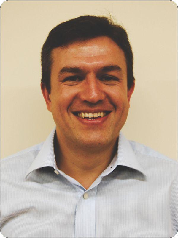 Marco Augusto Avelino, gerente nacional de vendas da Pellegrino