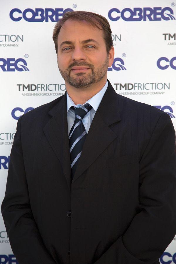 Arnaldo Leonardo (TMD Friction)