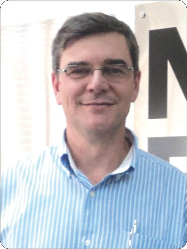 Pedro Geraldo Ortolan, diretor de vendas de reposição e marketing da Mann+Hummel