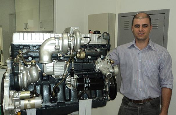 André Gonçalves, Engenheiro Técnico