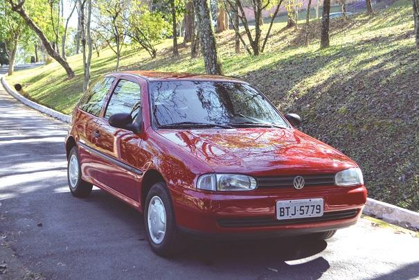 Volkswagen Gol 2°geração, quando o fabricante alemão escalou um novo artilheiro