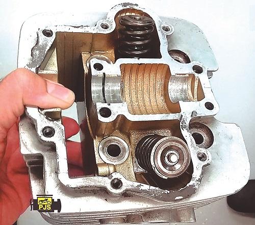 Principais causas de vazamento no motor