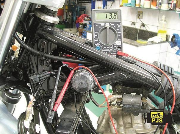 Moto Servicos Sonda Lambda 7(1) - A sonda lambda da moto está com defeito, como resolver com a certeza que é a sonda?