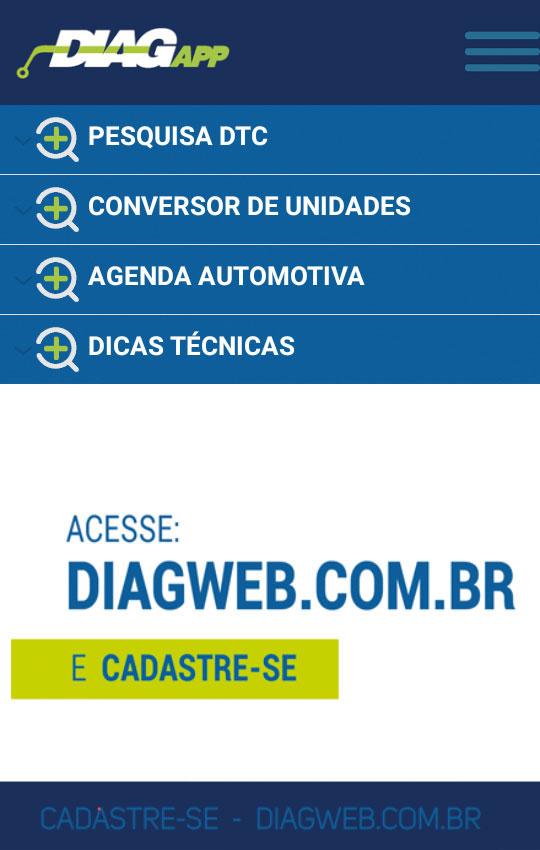 Figura 5 – Diag App