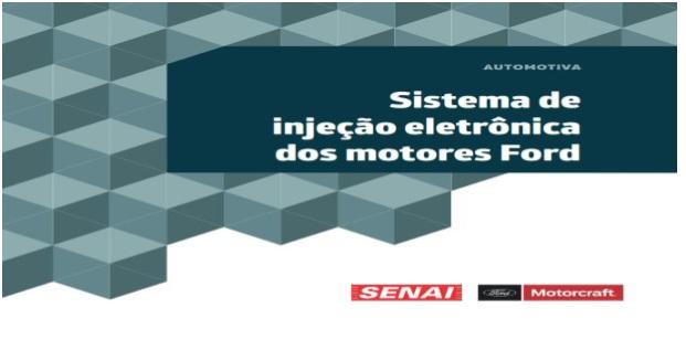 Figura 6- Livro Digital SISTEMA DE INJEÇÃO ELETRÔNICA DOS MOTORES FORD.