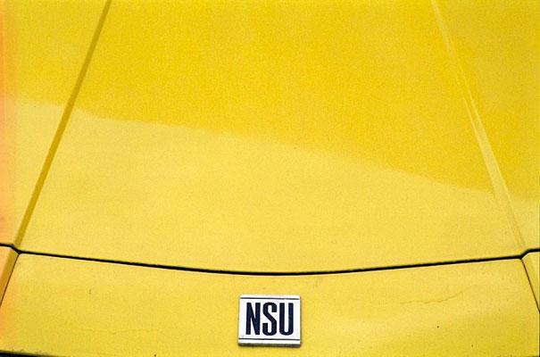 NSU significa Neckarsulm Strickmachinen Union, ou (Fábrica de Máquinas de Costura de Neckarsul)