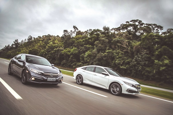Honda anuncia a chegada do Civic 2020
