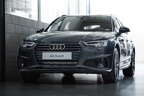 Audi apresenta duas novidades: A4 Avant e o A5 Sportback S-Line