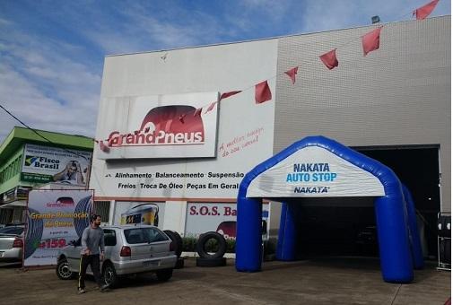 Nakata Auto Stop avalia amortecedores gratuitamente em três estados