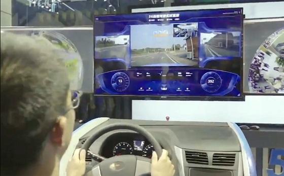 Ford faz primeiro teste de direção remota com tecnologia 5G