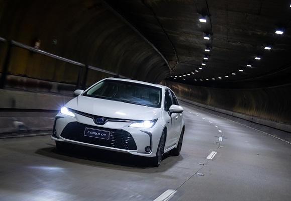 Toyota lança plataforma Toyota Mobility Services no Brasil