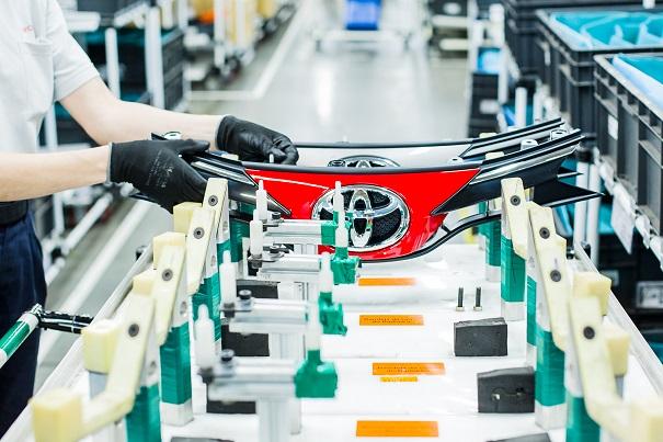 Toyota investirá R$ 1 bilhão para produzir novo veículo