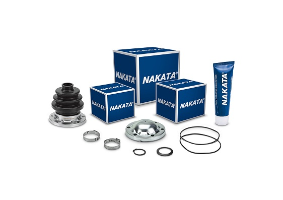 Nakata lança novos kits de reparo da junta homocinética