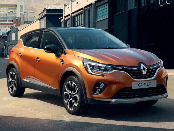 novo Renault Captur vem ao Brasil, e terá motor turbo
