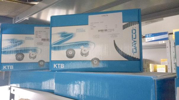 Kit de correia e tensionador