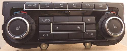 Ar-condicionado climatronic, de um barulho no painel até a troca do módulo de comando