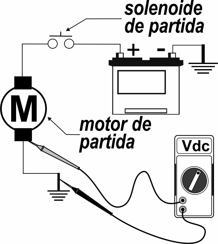 Circuitos de alta corrente - cuidados especiais ao realizar medição de continuidade