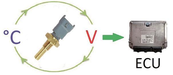 Função básica de trabalho de um sensor