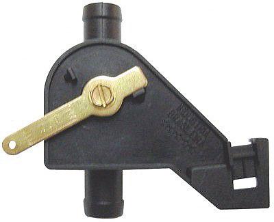 Válvula mecânica do ar quente